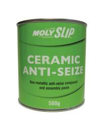Molyslip Ceramic Anti-Seize Synthetic Antisieze 500G Tin
